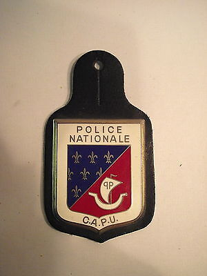 Insigne Medaille Regimentaire Pucelle Police Crs 11 Lambersart Lille