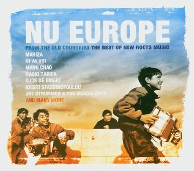 Nu Europe - From The Old Countries The Best New Roots Music-2 CD SET