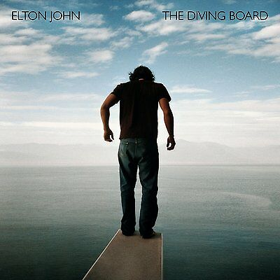 Elton John – The Diving Board-Deluxe Edition cd