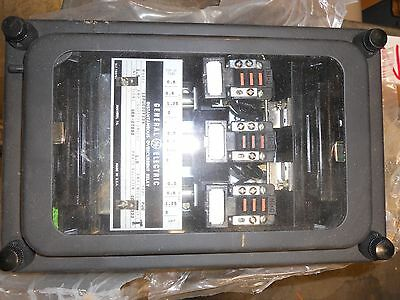 GE Instantaneous Overcurrent Relay 12PJC32F23A