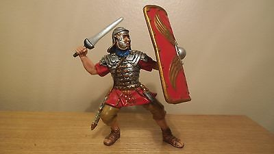 PAPO Roman soldier with word and shield