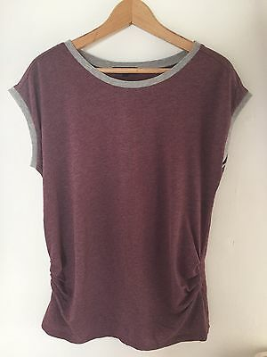 New Look Maternity Top/T-Shirt. Size 14