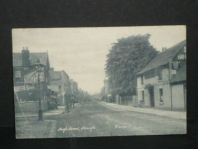 Buckinghamshire - High Street - Slough - 1907