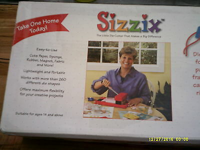 Sizzix Original Die Cutting Machine * New * Boxed * Rare * + Free Craft Gifts !