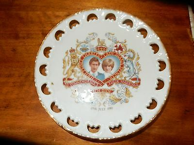 Lovely Westministe Commemorate Plate Of Charles and Diana  Marriage