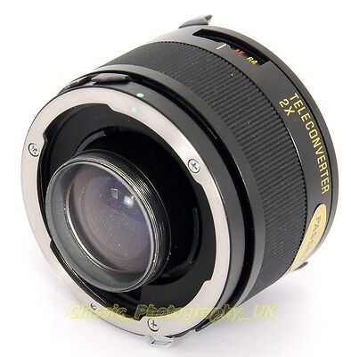 TAMRON Flat-Field 2x Tele-Converter 1:1 for Life-Size Close-Up MACRO Photography