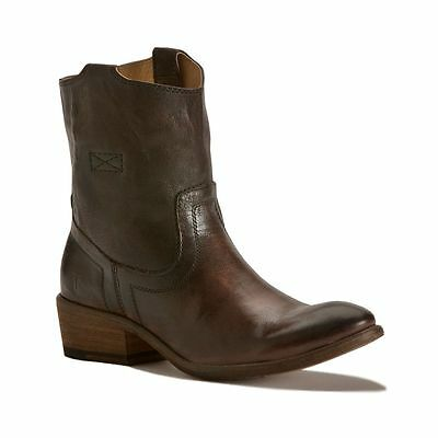 New FRYE Women's Carson Tab Short Boots