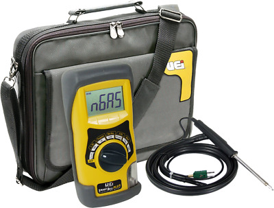 UEI Smartbell Plus CO2/O2 Combustion Meter Analyzer