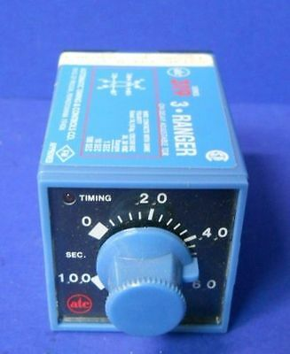 Brand New Atc 319D 360 On Delay Adj Time Delay Relay 8 Pin 240 Vac With Base