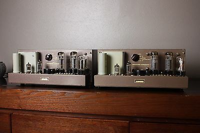 Pair of Marantz Model 2 Tube Amplifier Museum Condition with Oringinal Box