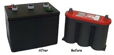 Original Style Battery Case Hides 6 volt Optima Battery Classic & Vintage Cars
