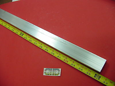 "3/4""x 1-1/2""x 1/8"" Wall ALUMINUM RECTANGLE TUBE 6063 T52 x 36"" Long"