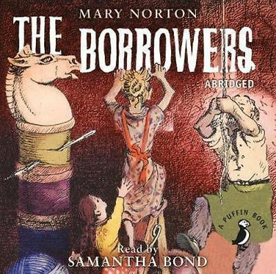 NEW The Borrowers By Mary Norton Audio CD Free Shipping