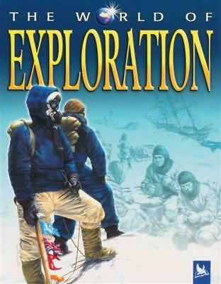 NEW The World of Exploration By Philip Wilkinson Paperback Free Shipping