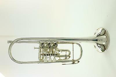 Yamaha YTR-983FFMGS Custom Rotary Trumpet in Bb MINT QuinnTheEskimo