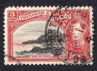 Trinidad & Tobago Sc # 52  F to VF used with a beautiful SON cds.
