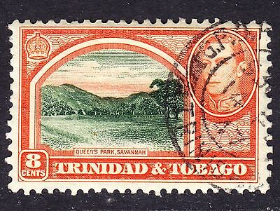 Trinidad & Tobago Scott # 56  F to VF used with a nice cds.
