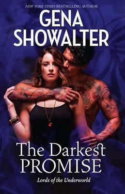 NEW The Darkest Promise By Gena Showalter Paperback Free Shipping