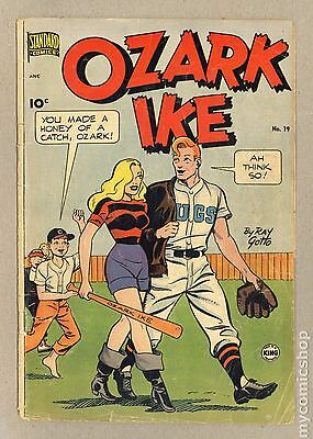 Ozark Ike (1948) #19 GD 2.0 LOW GRADE