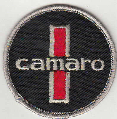 Camaro Embroidered Patch