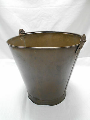 Antique Bronze Japanese Bucket Circa 1910s  #9