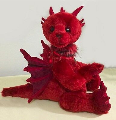 SERAPHINA Dragon - Charlie Bears 2017 Collection - by Alison Mills - NEW RARE