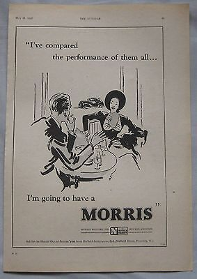 1947 Morris Original advert No.4