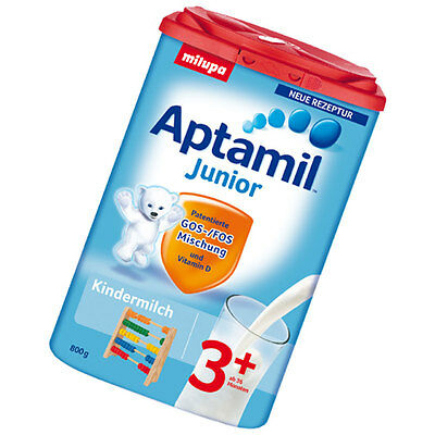 APTAMIL Junior 3 plus  6x 800 g |  (€ 2,39 pro 100 g)