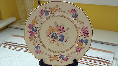 Alfred Meakin Salad / Dessert Plate In Connaught Pattern