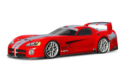 HPI Dodge Viper GTS-R 2003 Karosserie 200mm 1/10 Body Muscle Car 7473 H7473