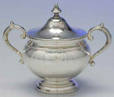 Gorham PURITAN STERLING Mini Sugar Bowl 1931344