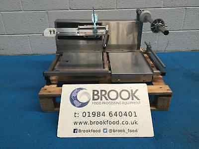 Mono Table Top L Sealer, All Stainless, Bakery Equipment