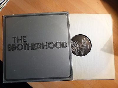 "12"" LP - Xian - The Brotherhood  (10 Songs) Alpha Rec. AT 1033 - Rar"