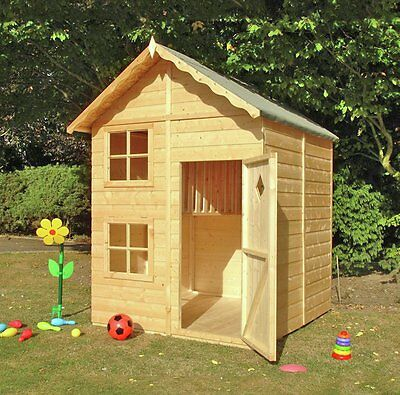 Homewood Two Storey Croft Playhouse. From the Official Argos Shop on ebay