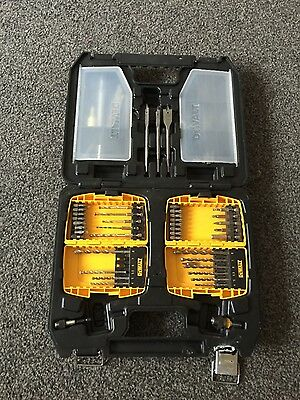DEWALT DRILL SET   please read listing