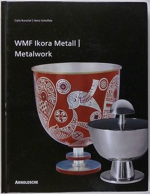 WMK Ikora Decorated Metalwork Art Deco Moderne Enameled Metalware + More!