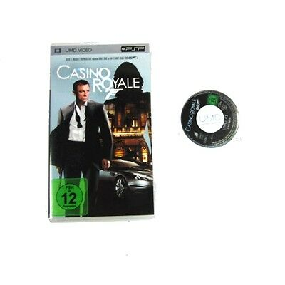 PSP UMD VIDEO : CASINO ROYALE - 007 in OVP
