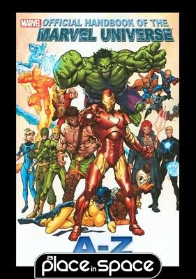 Off Handbook Of Marvel Universe A To Z Vol 05 - Softcover
