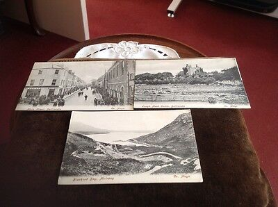 Vintage Postcards 3 Of Co Mayo Ireland