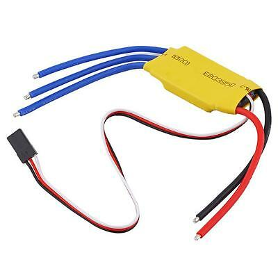 30A Speed Controller RC ESC Brushless Motor For DIY RC Quadcopter Enthusiast SP