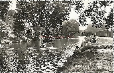 Kent Hythe Canal 3 Real Photo Vintage Postcards 23.6
