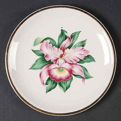 Paden City Pottery MODERN ORCHID Bread & Butter Plate 509506