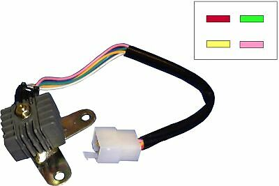 Honda CB 125 K5 1976 (125 CC) - Regulator/Rectifier
