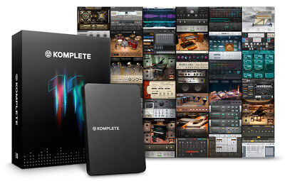 Native Instruments Komplete 11 Upgrade from Komplete Select (NEW)