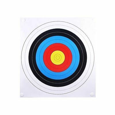 10 x 40cm PRO TARGETS FACES 4 ARCHERY & CROSSBOW