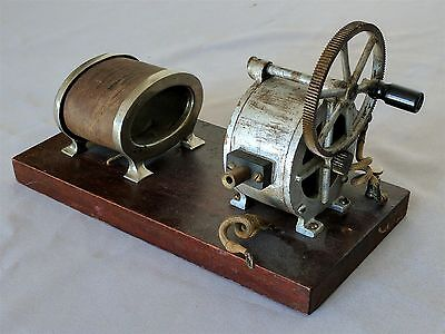 Antique SOUTH BEND DIRECT CURRENT  DEMAGNETIZER by The Knoblack-Heideman Co.