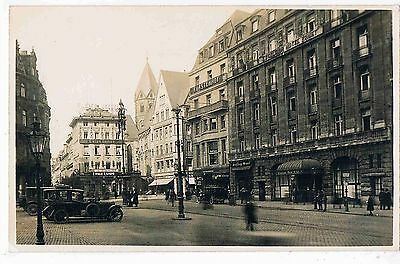 Germany - Efc British Officers Club,ewige Lampe,domplatz/trankgasse,cologne,1946