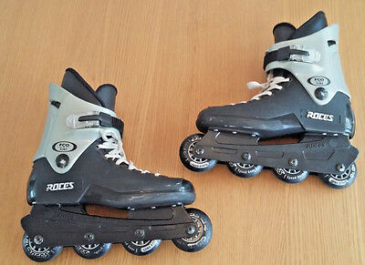 Roces Inline Skates FCO Rome, UK SIze 8