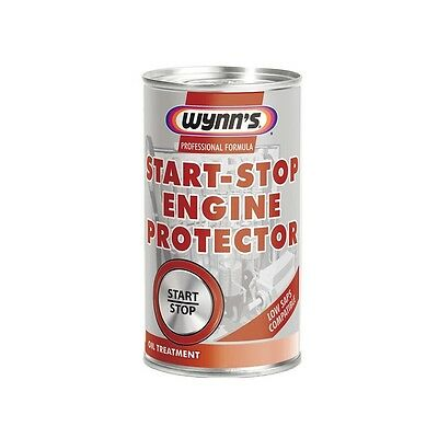 ADDITIF HUILE PROTECTION MOTEUR STOP & START 325 ML WYNN'S protège usure pièce