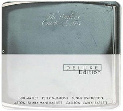Bob Marley & The Wailers - Catch A Fire (Deluxe) NEW CD